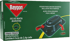 Baygon Iscas