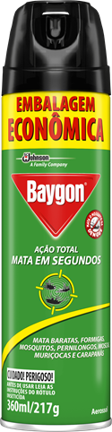 Baygon Accion Total 395ml NO PROMO